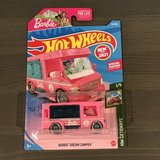 Hot Wheels Barbie Dream Camper Car Brand New Cute! in Travis AFB, California