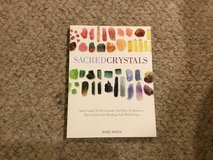 Book Sacred Crystals in Bartlett, Illinois