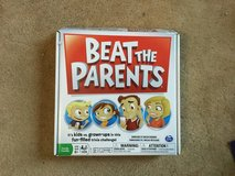 Beat The Parents Game in Bartlett, Illinois