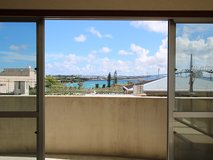 Spacious balcony with view! Apt in Kadena in Okinawa, Japan