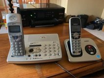 AT&T answering machine set in Plainfield, Illinois
