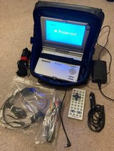 "Portable 7"" screen dvd player in Plainfield, Illinois"