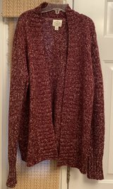 Large Open Front Sweater in St. Charles, Illinois