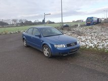 AUDI A4 MANUAL NEW INSPEKTION 2003 ONLY 75.000 MIL in Ramstein, Germany