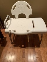 Heavy Duty Bench Transfer Shower Chair by Invacare in Aurora, Illinois