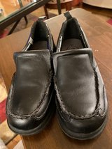 Boy's Size 1 Loafers in Bolingbrook, Illinois