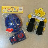 Build a Bear Workshop Roller Skates, Helmet & Pads Set Brand New in Travis AFB, California