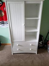 Dresser, changing table, armoire and bookcase in Plainfield, Illinois