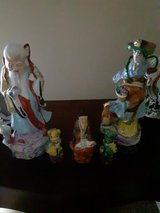 Chinese Antique figures in Tinley Park, Illinois