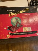vintage Bingo-magic game in Baytown, Texas