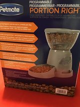 Petmate Programmable Food Dispenser in Clarksville, Tennessee