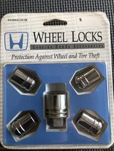 Wheel locks in Travis AFB, California