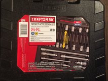 Craftsman, Socket Accessory Set in Ramstein, Germany