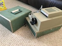 Vintage Slide Projector in Plainfield, Illinois