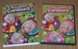 Alvin and the Chipmunks Christmas with the Chipmunks DVD w Sleeve in Morris, Illinois