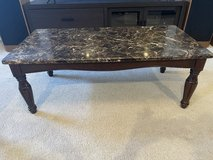 Coffee table and two end tables in Lawton, Oklahoma
