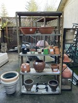 Lots of Pots in Travis AFB, California