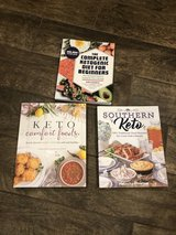 New 3 keto books in Tomball, Texas