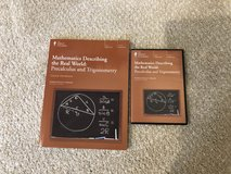 The Great Courses Precalculus and Trigonometry Workbook and DVD in Kingwood, Texas