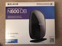 BELKIN N600 DB Wireless Dual-Band N+ Router in Westmont, Illinois
