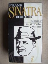 VHS Movie (Sinatra) in Wiesbaden, GE