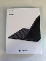 Logitech iPad Air 2 canvas keyboard case in St. Charles, Illinois