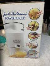 Jack La Lane Juicer in Travis AFB, California