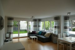 1-BR Ap. furnished, Böbl. 3 min. Panzer, 10 min. Patch, 20 min. Kalley in Stuttgart, GE