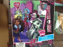 Monster High 5 Puzzle Pack in Joliet, Illinois