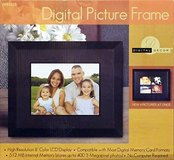 "Digital Photo Picture Frame Digital Decor DPF8512 - 8"" in Westmont, Illinois"
