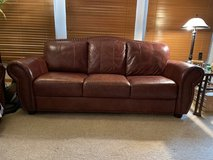 Couch, loveseat, chair and ottoman in Joliet, Illinois