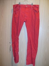 Super Rare Vintage Levis 501/Red Jeans Levis 501 (T=30) in Clarksville, Tennessee