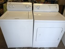 Kenmore Washer and Dryer Set in Leesville, Louisiana