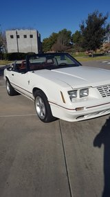 1984 FORD MUSTANG CONVERTIBLE 20TH SPECIAL EDITION in Camp Pendleton, California