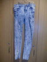 Iris Bleached Distressed Jeans (T=30) in Clarksville, Tennessee