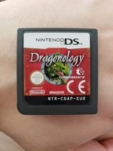Fantasy Dragonology DS Game and Books in Okinawa, Japan