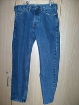 Levi 505™ Regular Fit Jeans 34/30 (T=30) in Clarksville, Tennessee