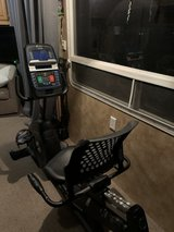 Nautilus R616 Recumbent Bike in 29 Palms, California