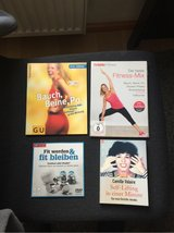 fitness books & DVDs - German in Ramstein, Germany