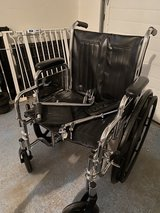 Folding wheelchair in Naperville, Illinois
