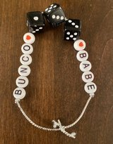 """Bunco Babe"" Bracelet in St. Charles, Illinois"