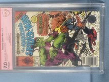 The Amazing Spider-man #312 in Okinawa, Japan