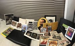 Huge Collection of African American History Items in Okinawa, Japan