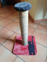 Scratching Post in Ramstein, Germany