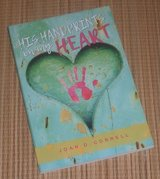 His Handprints On My Heart Book in Morris, Illinois