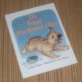 Vintage 1986 The Puppy Who Wanted A Boy Hard Cover Book in Bolingbrook, Illinois