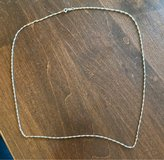 Sterling Silver Chain in St. Charles, Illinois