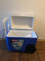Coleman 40-Quart Wheeled Cooler in Ramstein, Germany