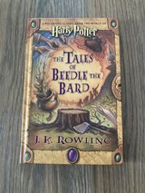 Like New! Hardcover The Tales of Beedle the Bard by JK Rowling Harry Potter in Plainfield, Illinois