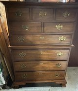 Thomasville dresser good condition in Naperville, Illinois